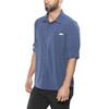 Columbia Triple Canyon Solid Maglietta a maniche lunghe Uomo blu